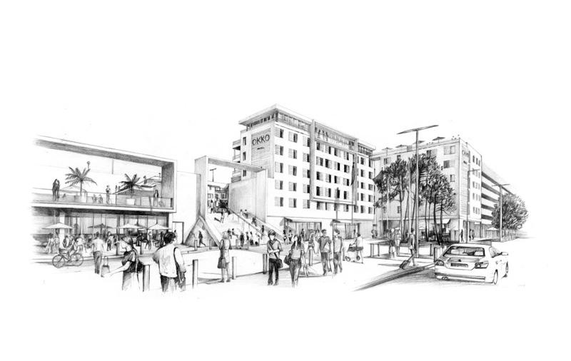 OKKO Hôtels Cannes - DR