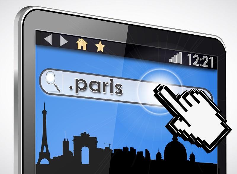Le .paris est encore balbutiant, mais il est tellement prometteur, que nous pouvons parier, à terme, sur son succès. © Jérôme Rommé - Fotolia.com
