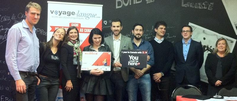 L'équipe de Voyage-langue.com - DR