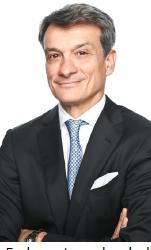 Mauro Governato est le nouveau Directeur Général de l'Hôtel de Russie à Rome - Photo DR