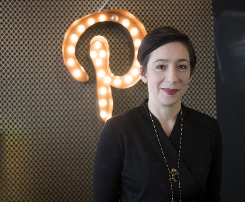 Stéphanie Tramicheck, directrice générale France de Pinterest