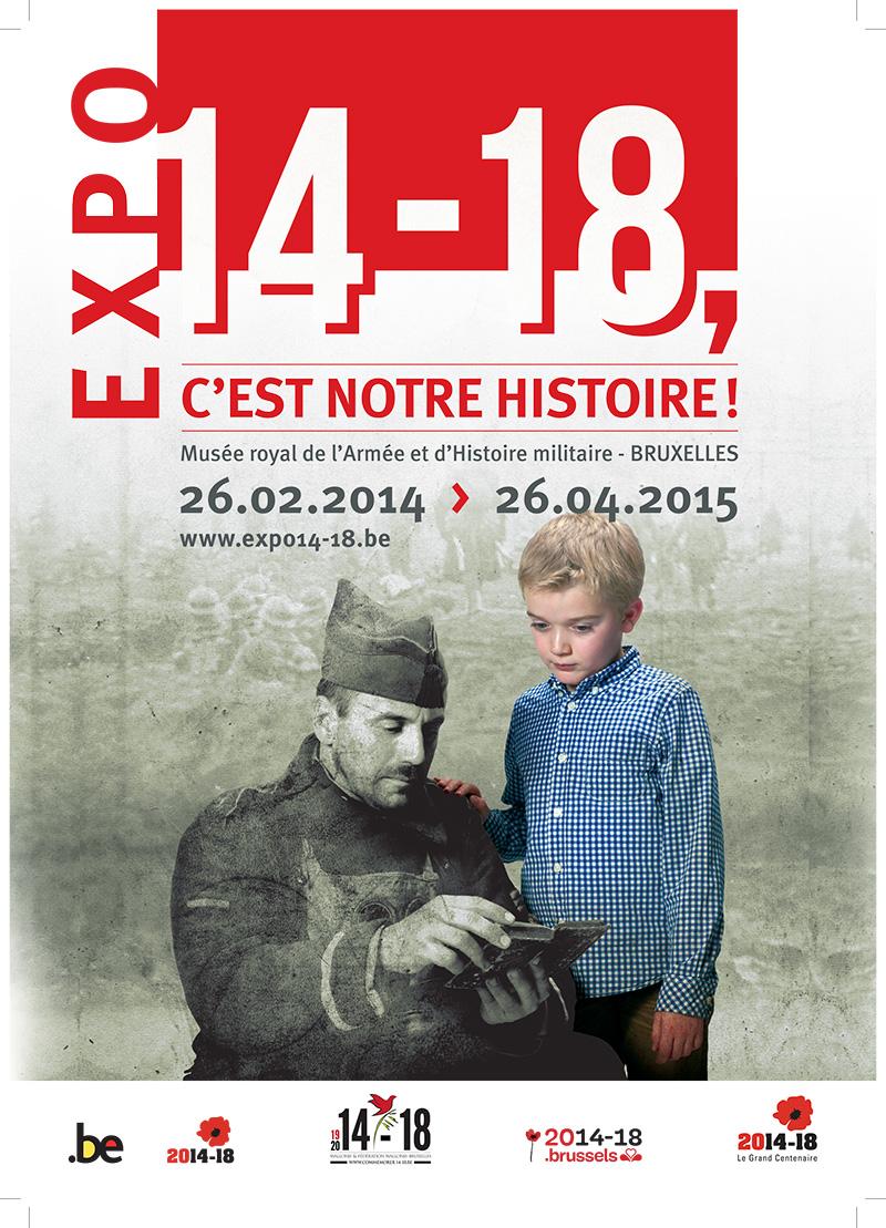 Affiche de l'exposition - DR