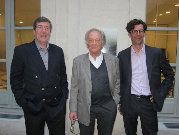 Philippe Cornubert, Philippe Tesson et Hélion de Villeneuve ont réussi à redresser l'activité d'Austral Lagons, après son rachat auprès de Thomas Cook. DR