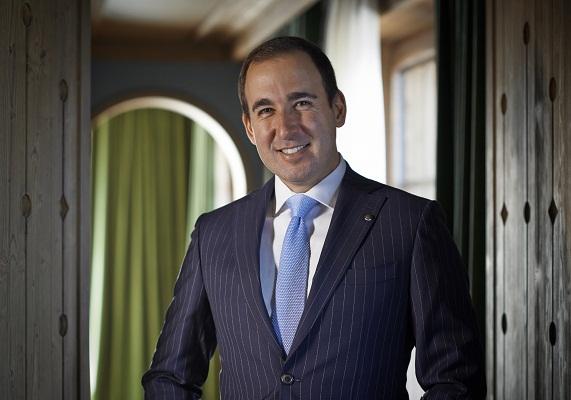 Duarte Bon de Sousa va devenir Directeur Général du Château Saint-Martin & Spa, à Vence - Photo DR