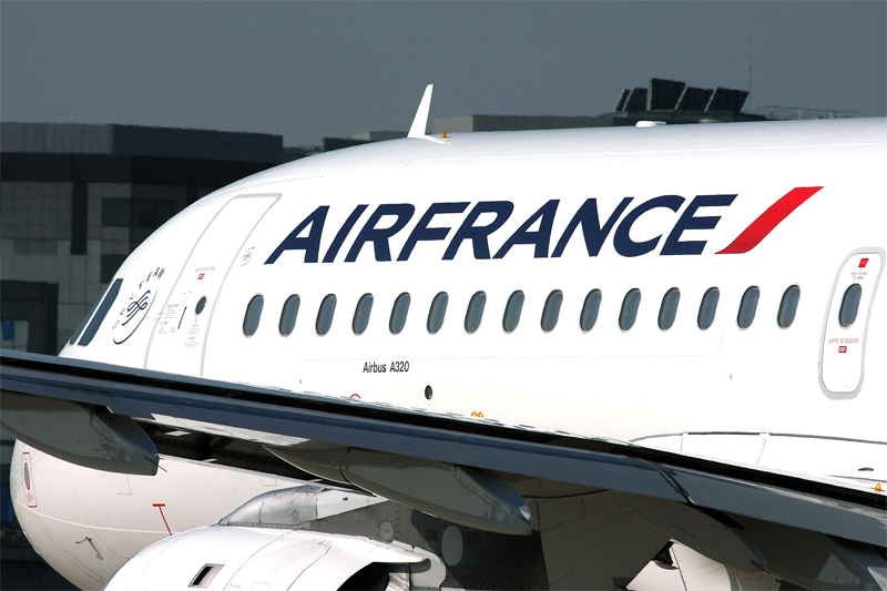 Photo ROB FINLAYSON Air France