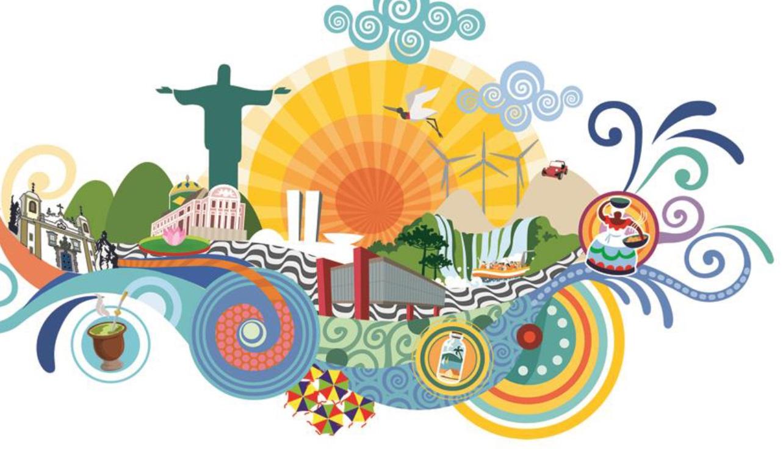 FIFA 2014 World Cup : Brazilian Tourism Board celebrates 100-day countdown