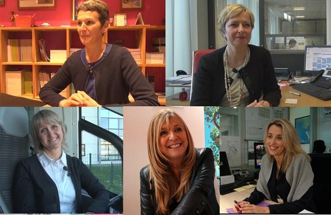 Journée des Femmes : 5 portraits qui décoiffent... parce qu'elles le valent bien !