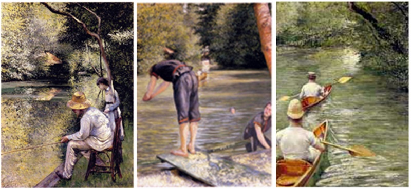 Yerres : 40 masterpieces by Gustave Caillebotte presented from April-July 2014