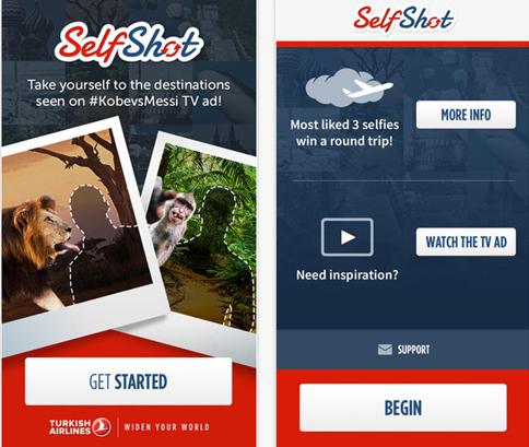 Tourisme : le selfie dans un cadre marketing