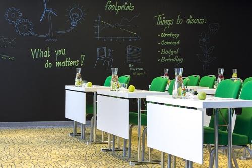Smart Meetings and Events est le nouveau concept de réunions et d'événements professionnels mis en place dans les hôtel Park Inn - Photo DR