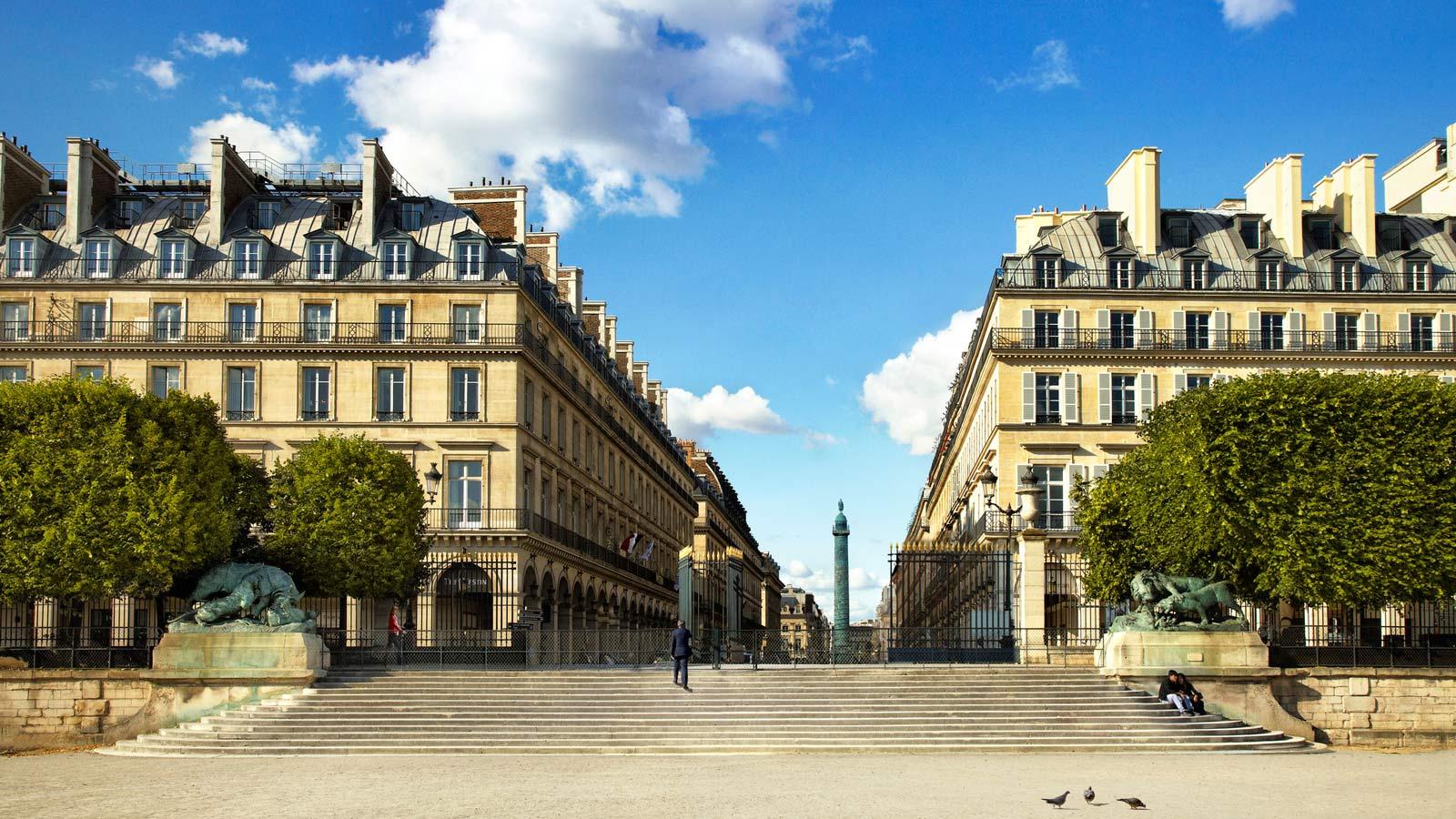 Westin Paris Vendôme : entre Place Vendôme et Jardin des Tuileries