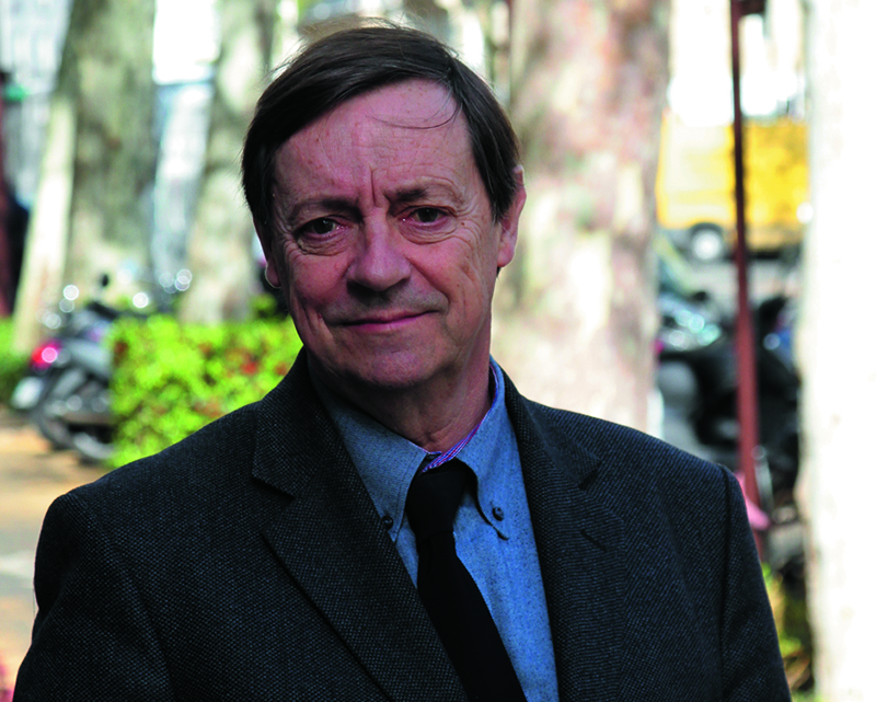 Pierre Margeridon est le nouveau président du SNRT - DR