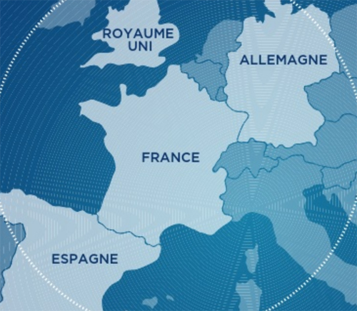 Infographie : quel est le profil des internautes européens ?