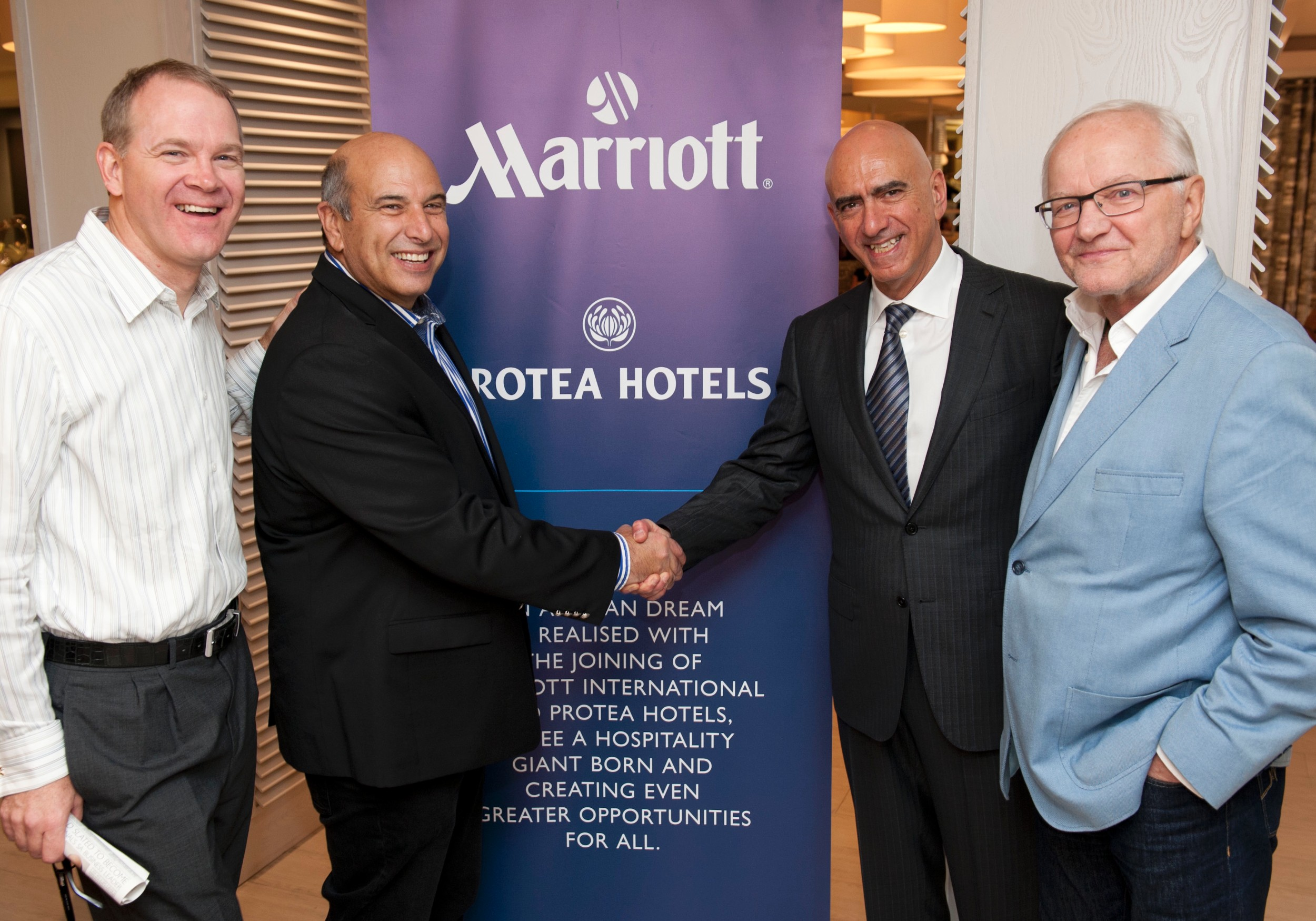 Marriott International a finalisé l'acquisition de Protea Hospitality Group le 1er avril 2014 - Photo DR