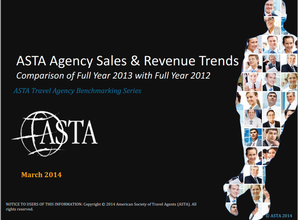 US Travel Agencies : Strong Revenue Growth for the Second Year in a Row