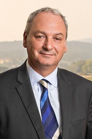 Philippe Dandrieux, Président du Directoire d'Air Corsica devient Président du SCARA - Photo DR