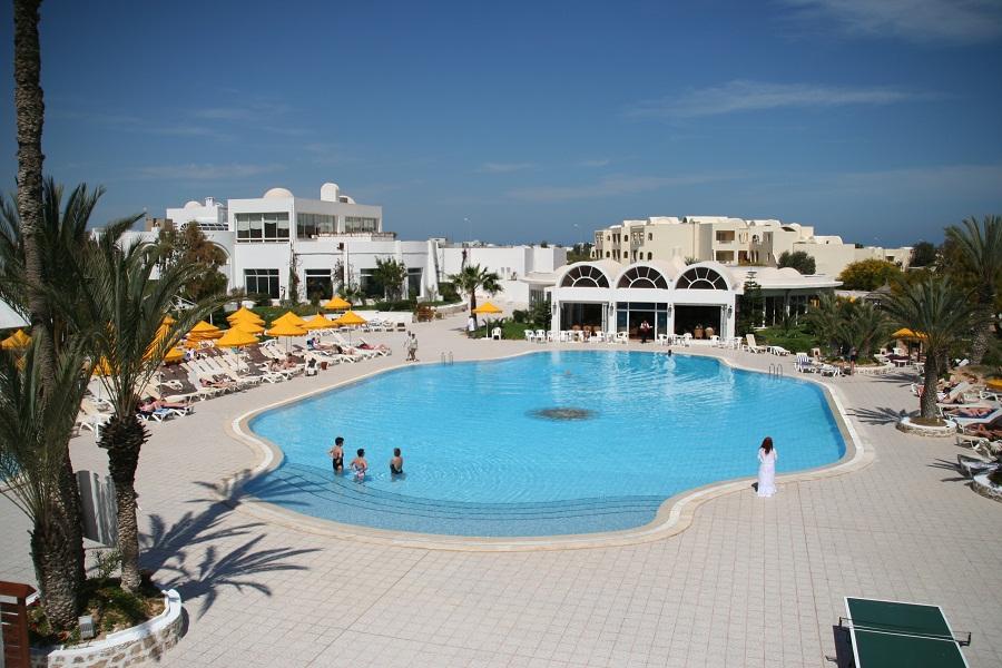 La reprise des ventes de séjours en Tunisie sur le marché français est, en grande partie, portée par les Clubs sur Djerba - Photo J.D.L.