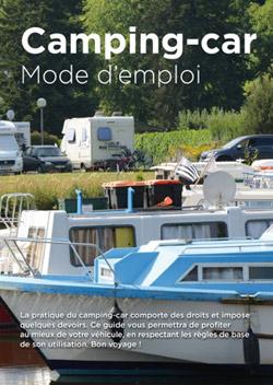 """Le guide """"Camping-Car, Mode d'Emploi"""" est disponible sur demande par e-mail - DR"""