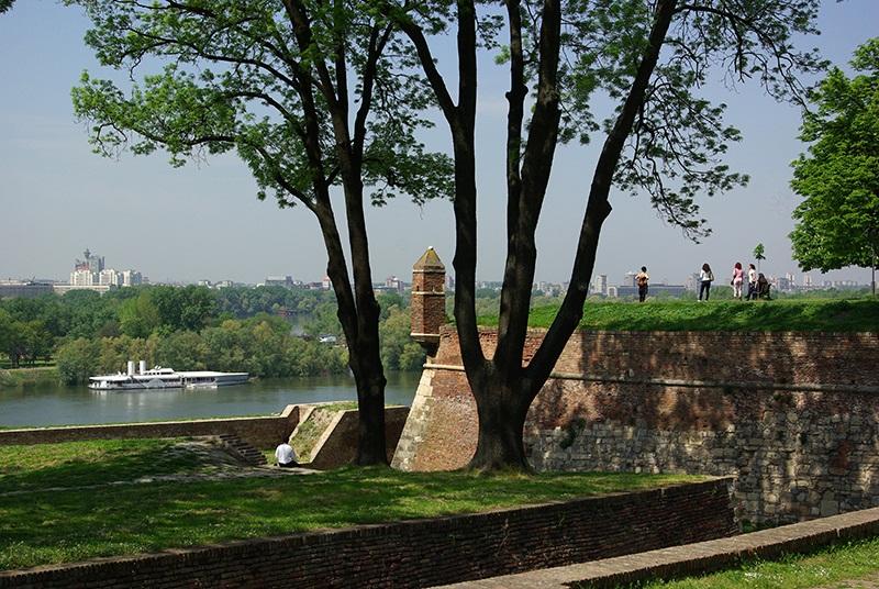 Le romantisme du Danube, à découvrir à Belgrade, capitale de la Serbie - Photo DR