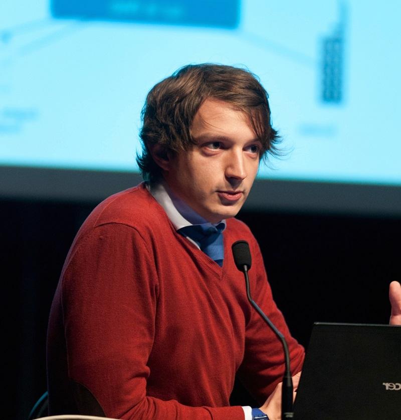 Milan Stankovic, fondateur de Sépage