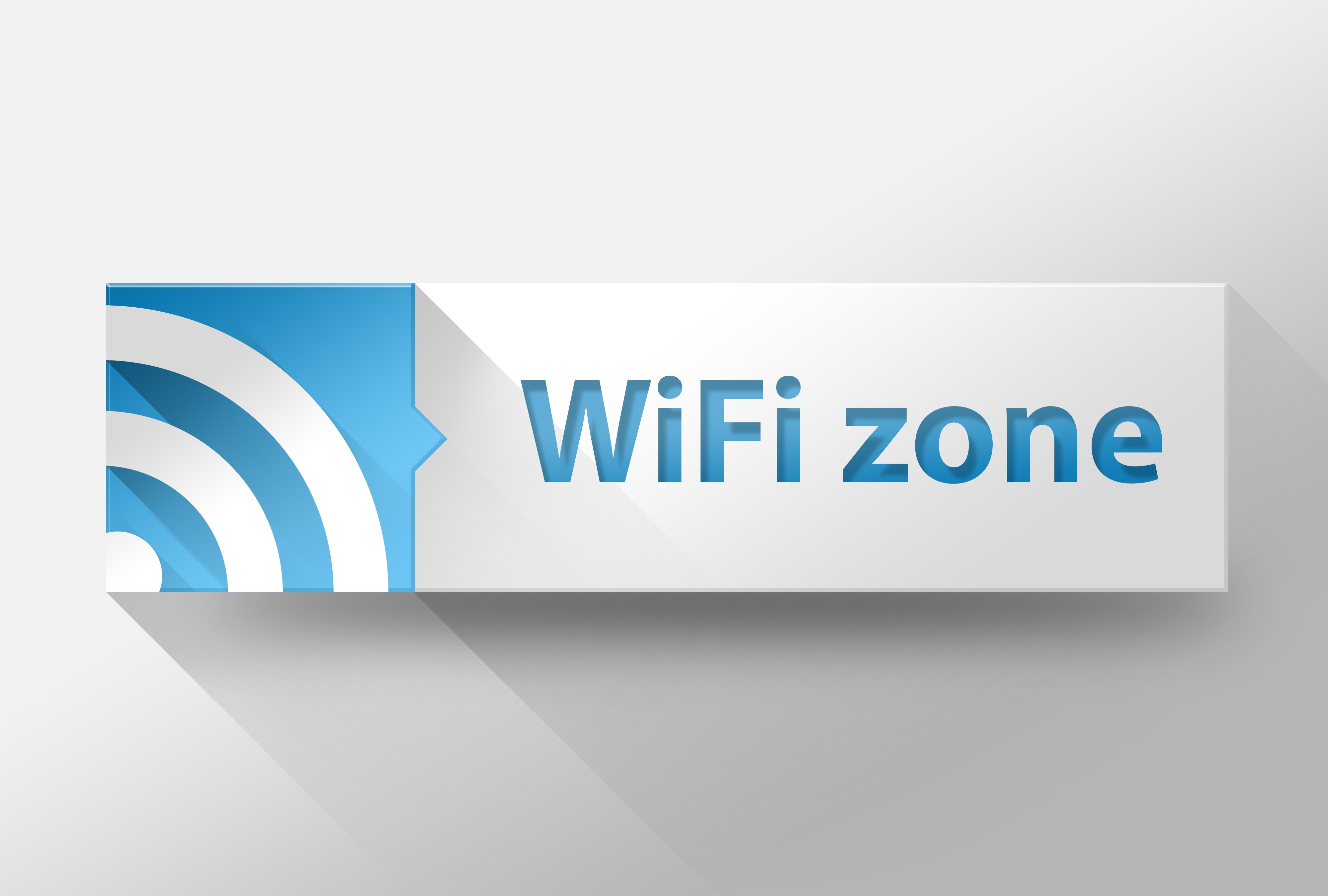 Aujourd'hui 90% des hôtels dans le monde propose le wifi gratuitement. Fotolia © leszekglasner