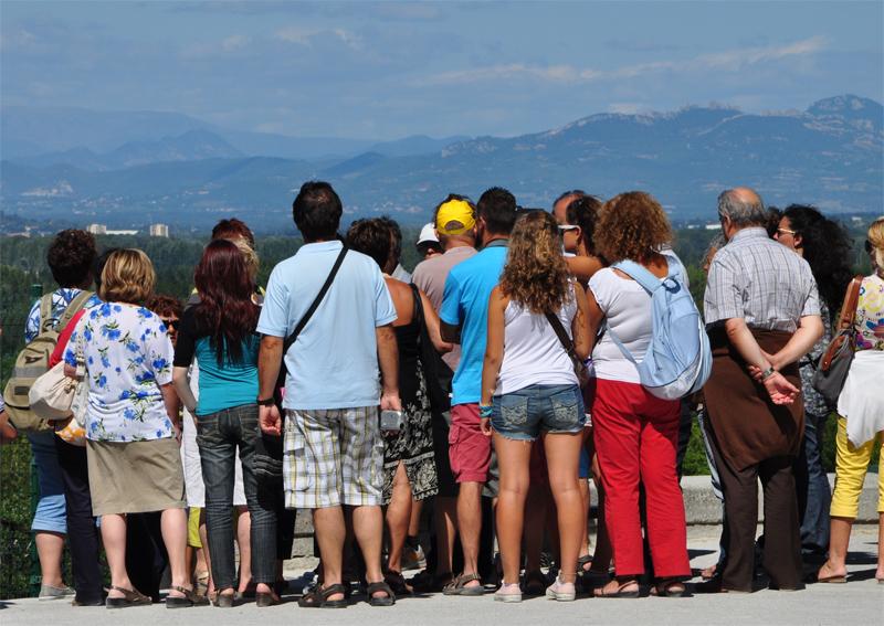 Le marché du voyage de groupe se maitient en 2014. Pour 2015 la tendance devrait se poursuivre, les demandes affluent, mais les concrétisations se font un peu attendre -© legabatch - Fotolia.com