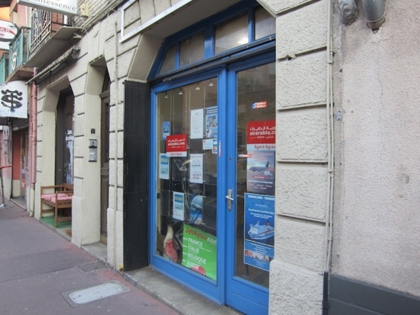 La devanture de l'agence CTM Evasions de Toulouse, qui bien qu'exerçant sans immatriculation n'a pas été condamnée. Photo LAC