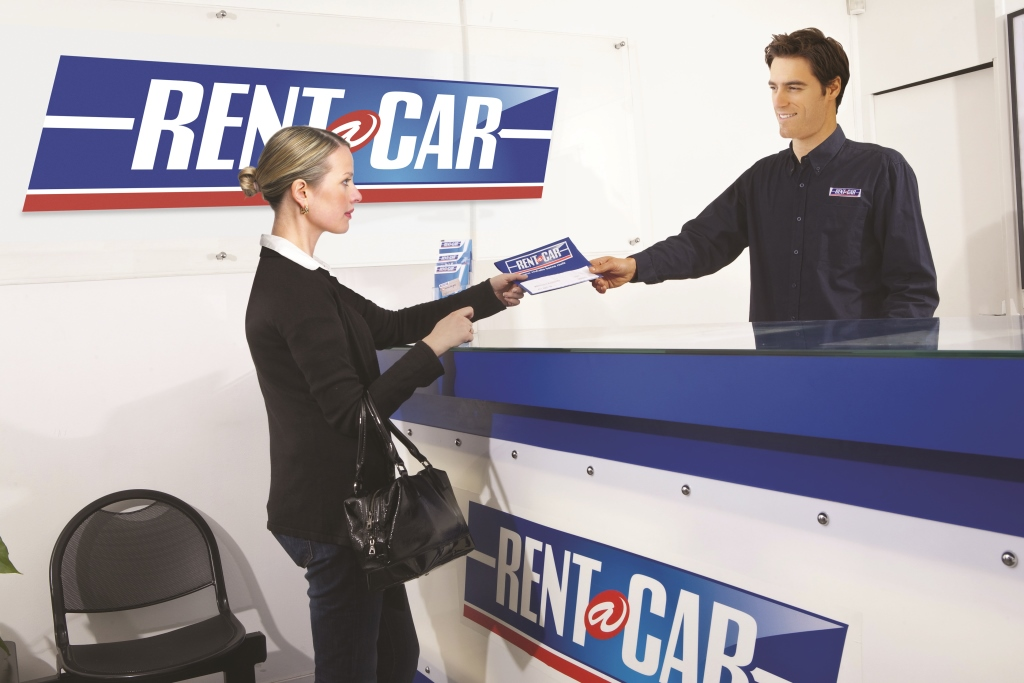Agent De Comptoir Rent A Car