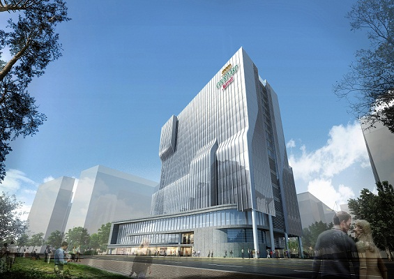Le Courtyard by Mariott Séoul Pangyo compte 282 chambres - Photo DR