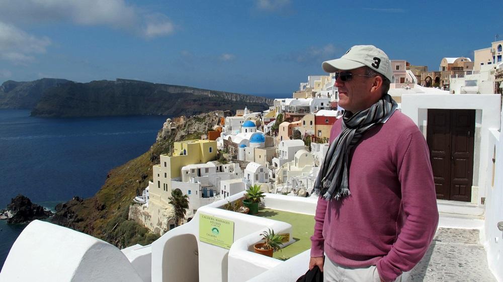 """Richou Voyages : Hervé Renoux a testé pour vous le """"Louis Cristal"""" en Grèce"""