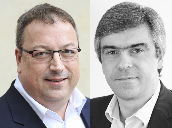 Christophe Hennebelle et Thierry Rigault - DR