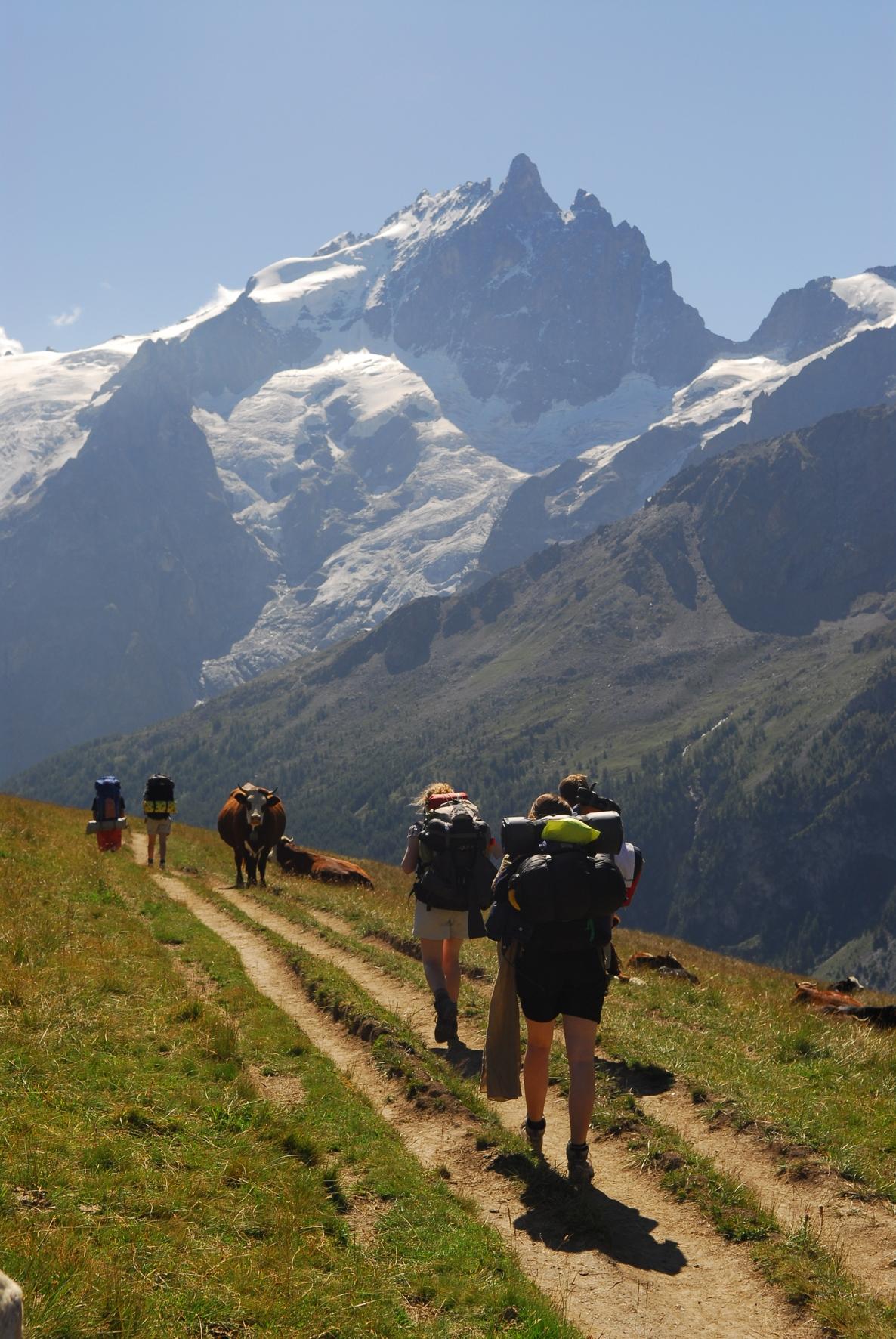 Jeûne et Rando dans les alpages (Crédit Images & Rêves)