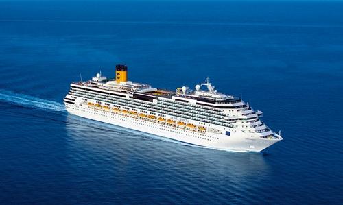 Les agences de voyages françaises embarqueront à Marseille le 10 mai 2014 - DR