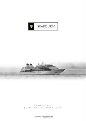 Seabourn édite sa nouvelle brochure en français