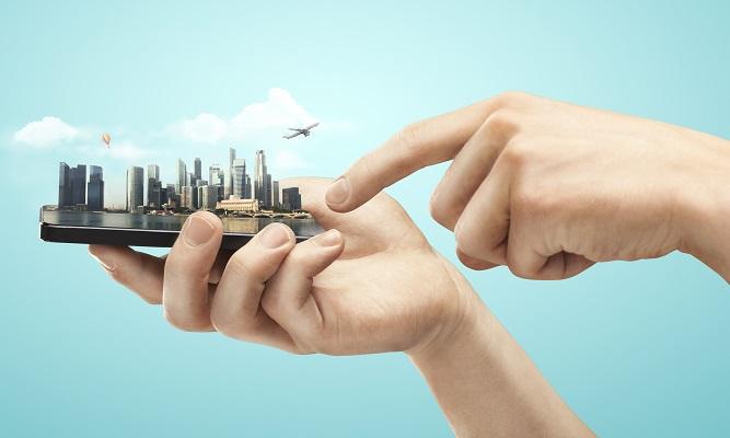 April International Voyage vient de lancer son application mobile. © peshkova - Fotolia.com