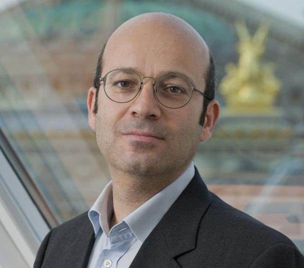 Christian Sabbagh, président d'Orchestra - DR