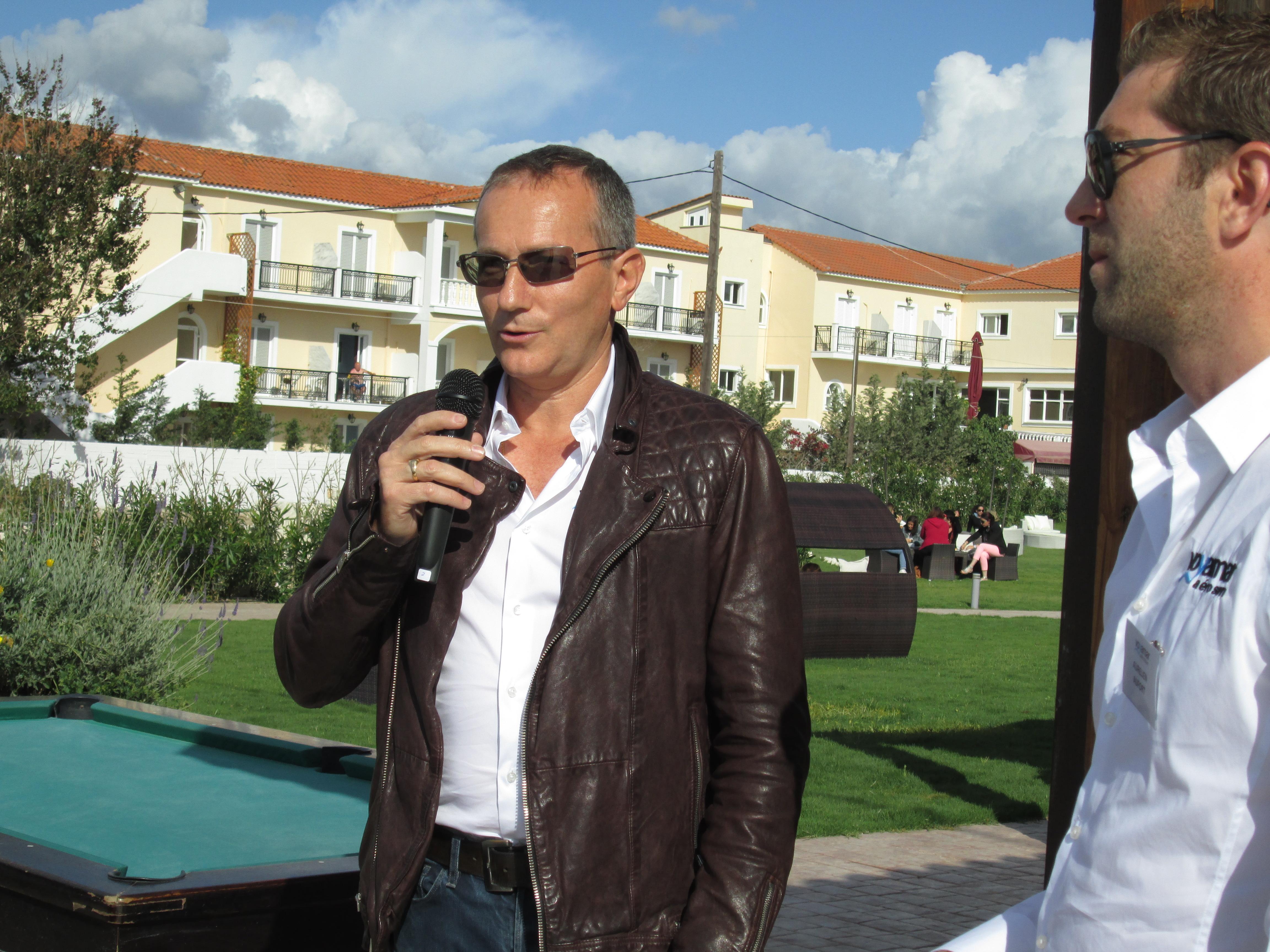 Dominique Duc, directeur général de Voyamar Aerosun - DR : M.S.