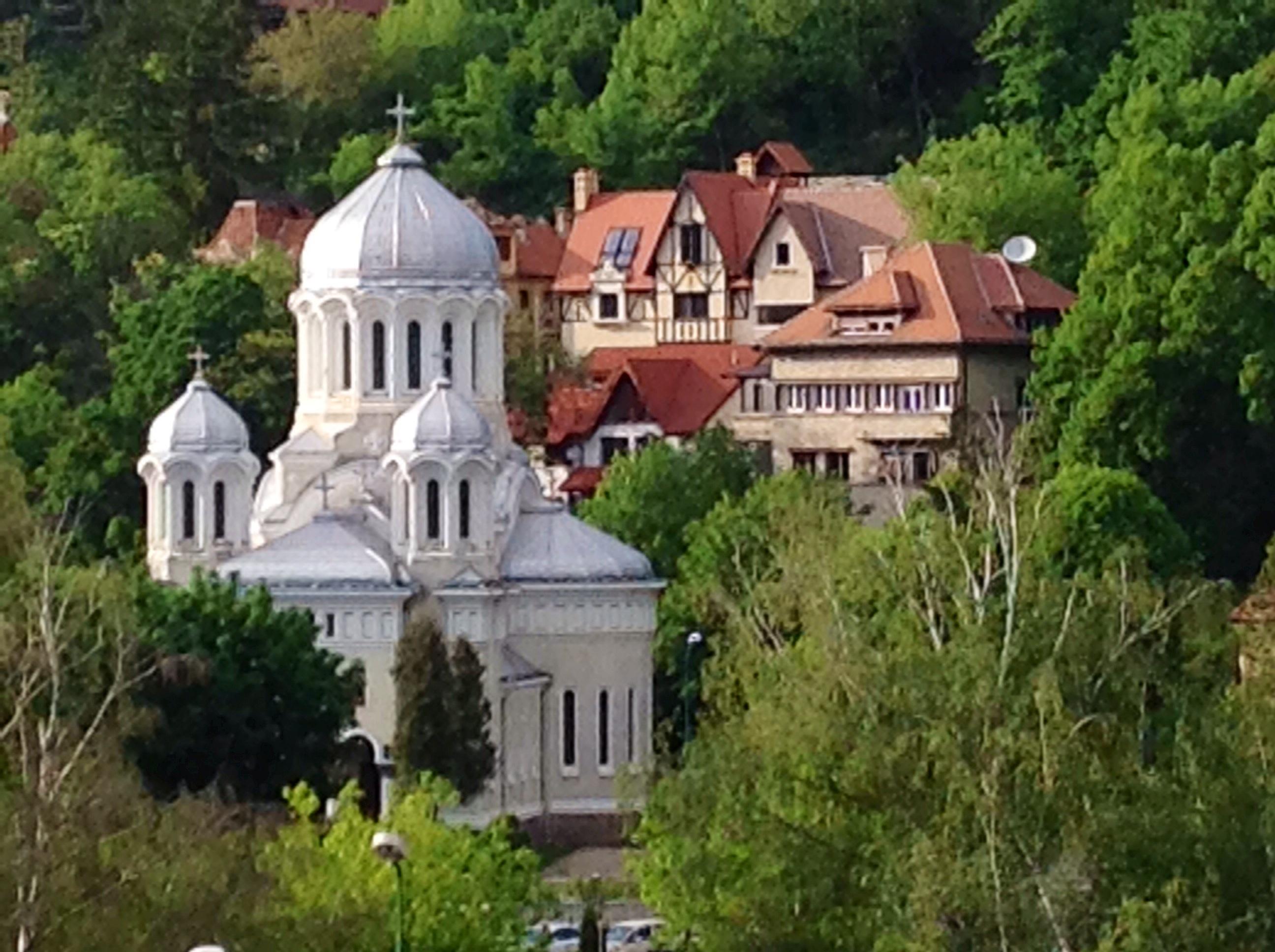 Eglises et monuments regorgent dans la région de Brasov, en Transylvanie