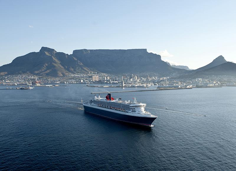 Cunard propose une mini-croisière à bord du mythique liner, de Southampton à Cherbourg à bord du Queen mary 2 - DR : Cunard