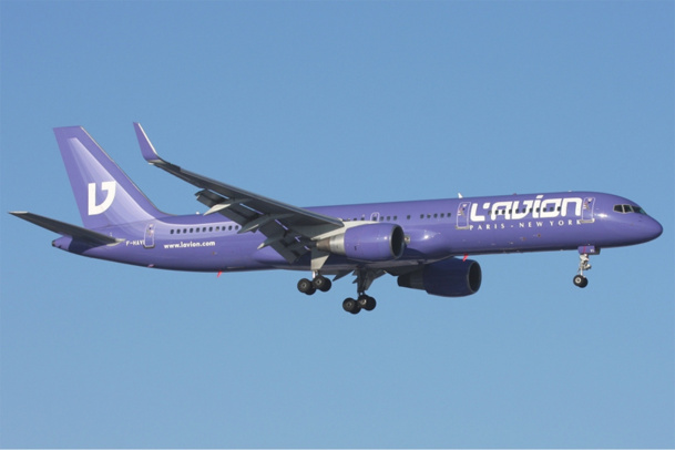 """Yvelin Frantz, former founder of """"l'Avion"""" wants to launch by next July a new 100% business airline between Paris and New York -Luc Verkuringen Wikipedia DR"""