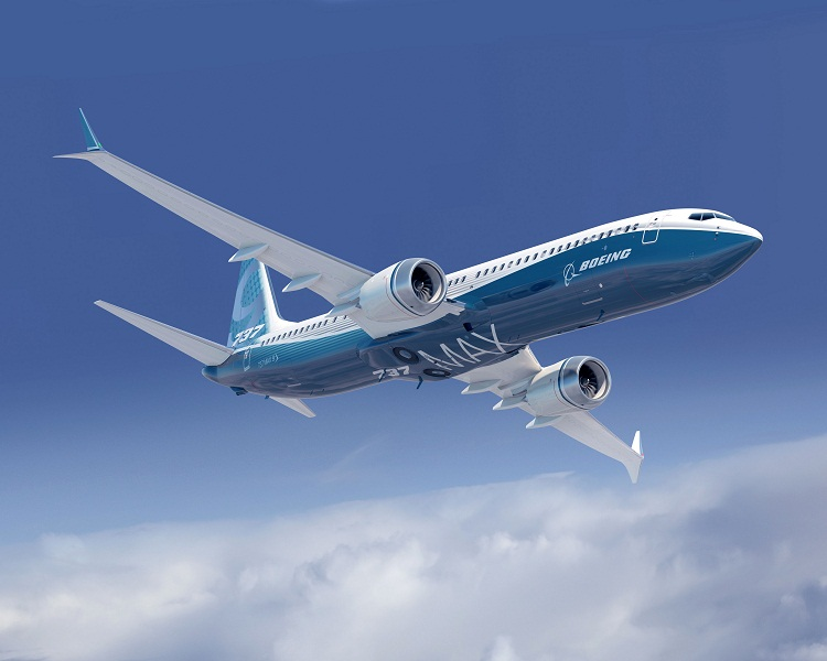 Plus de 2 000 commandes pour le Boeing B737 MAX - Photo DR