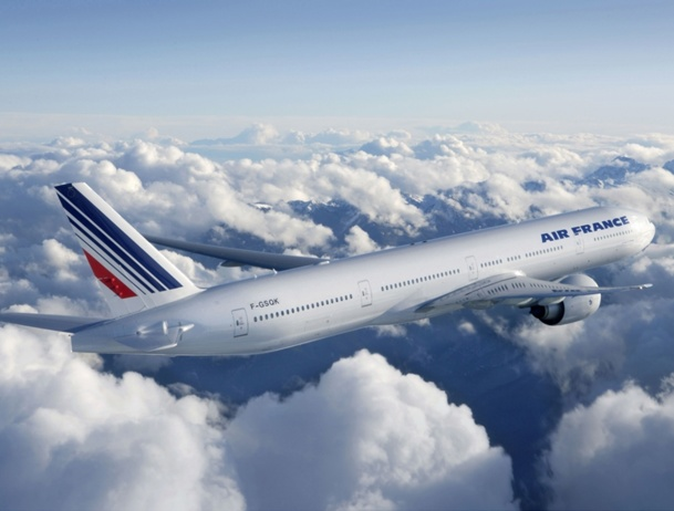 After the efforts is Air France back on a little cloud? photo / dr