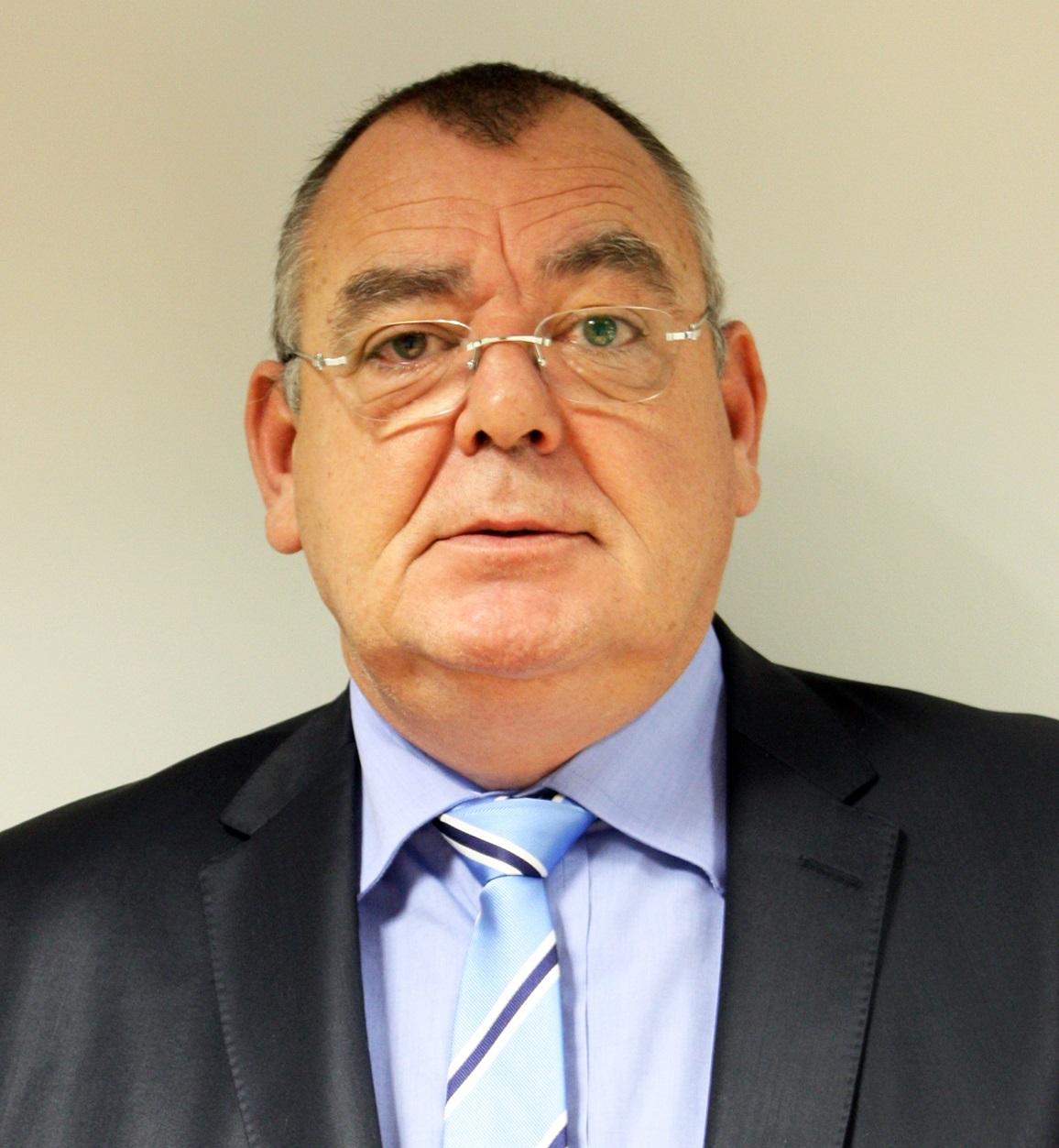 Pierre Valet, directeur des services clients chez Synerway