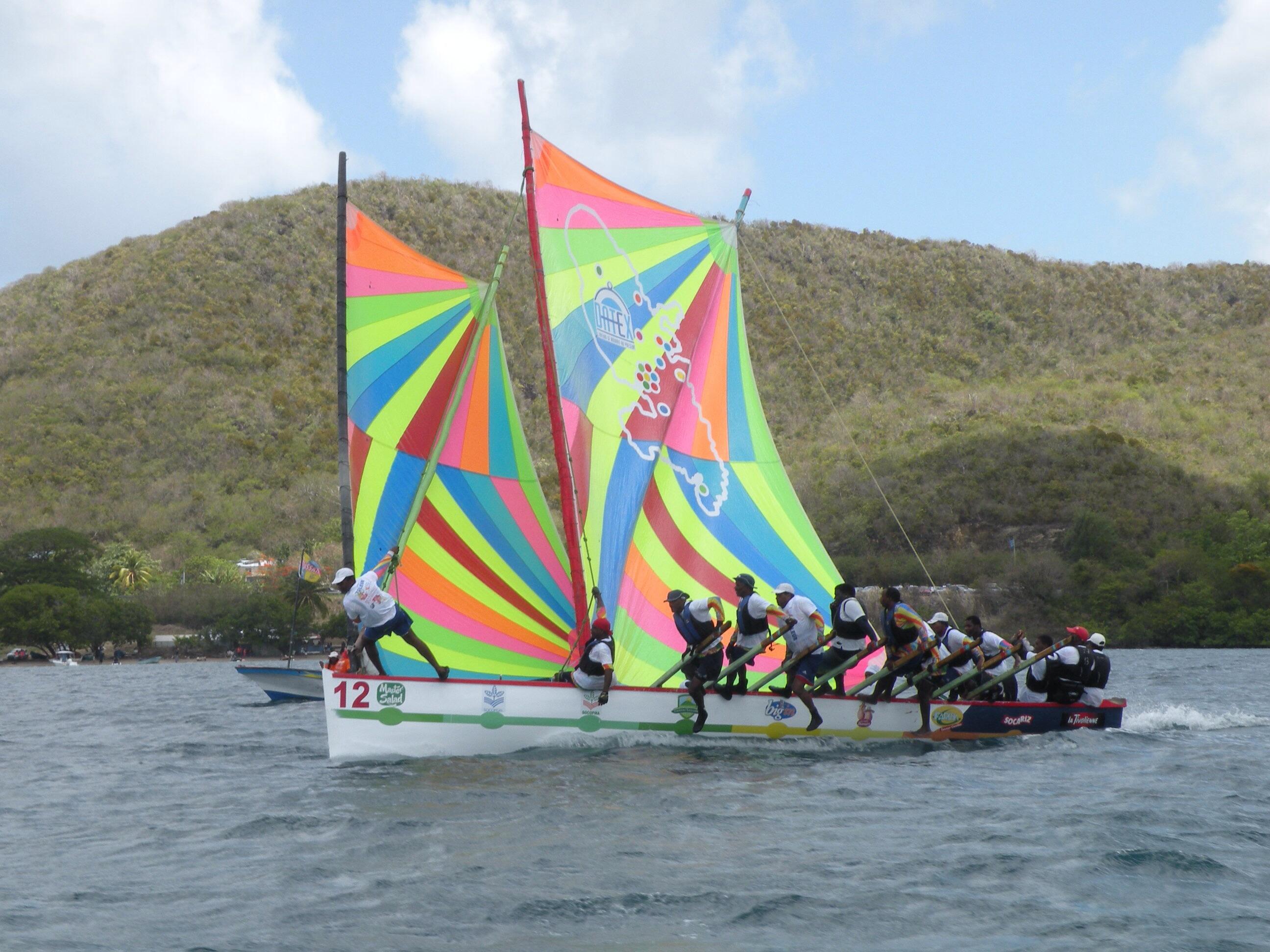 Martinique : c'est parti pour le 3e Yole Festival (MYF) !