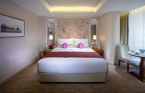 The Pottinger compte 68 chambres et suites de luxe - Photo DR