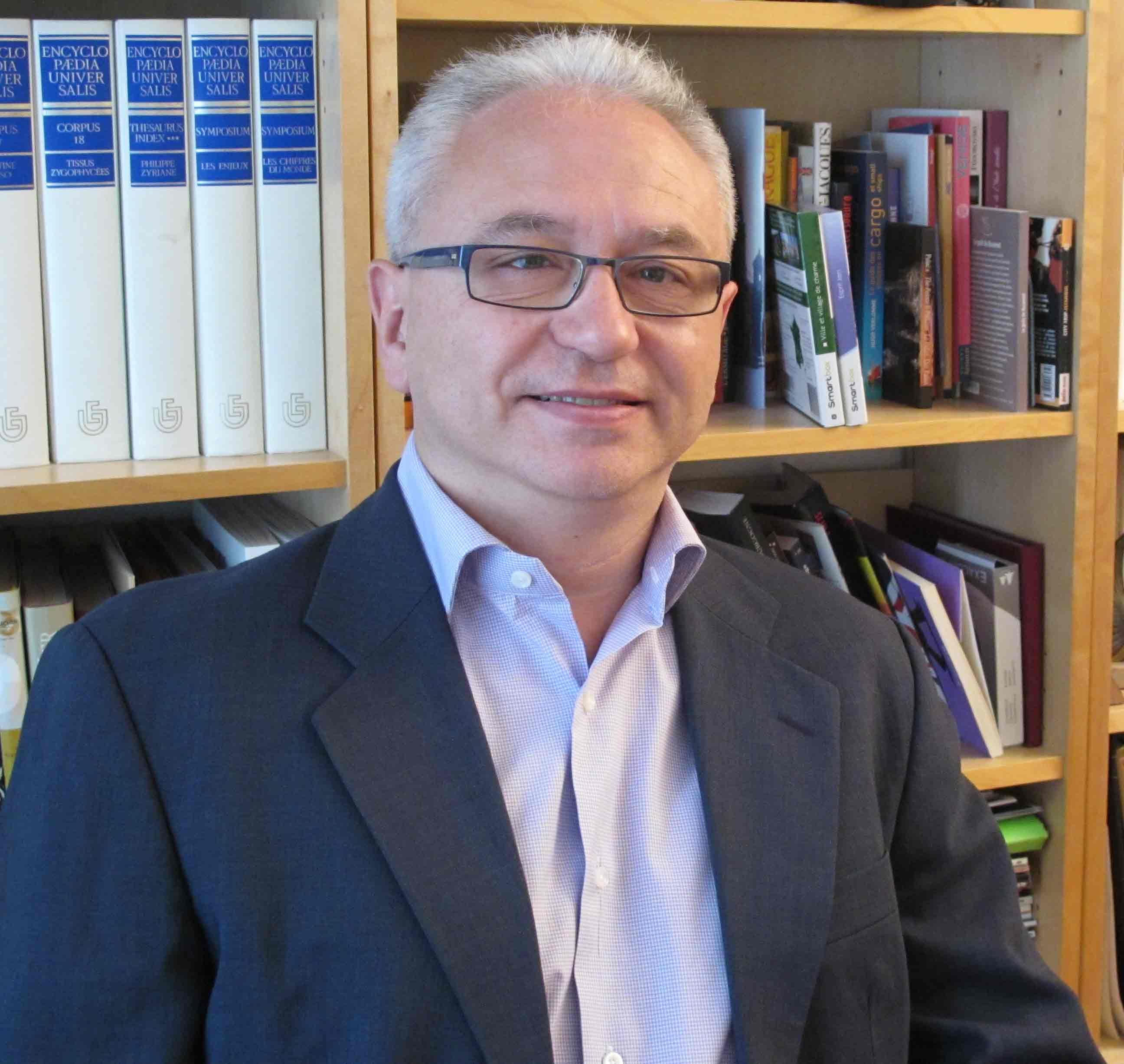 Alain Souleille, Directeur Général de Rivages du Monde - Photo DR