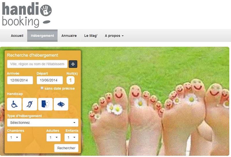 Handibooking.com est la première plate-forme d'information et de réservations d'offres adaptées aux personnes en situation de handicap.