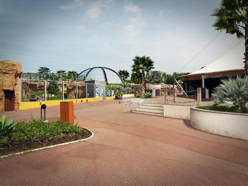 """L'investissement de 200 millions d'euros de Parques Reunidos va notamment permettre la création du nouvel équipement """"L'Odyssée des Tortues"""" à Marineland - Photo DR"""