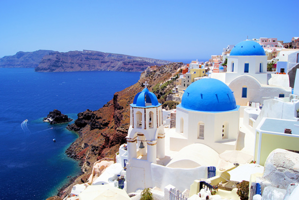 Champion of the summer of 2014 remains Greece, from the general opinion that knows an explosion this summer, whatever the formula - © Jenifoto - Fotolia.com