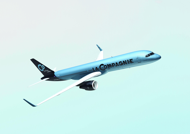 La Compagnie : la nouvelle low-cost affaires entre Paris et New York prête à commissioner les agences